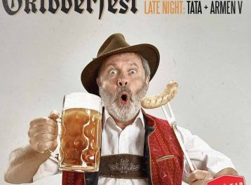 Oktoberfest 2019 - Brunch ft. Farida El Gueretly / Late Night ft. DJs TATA & Armen V @ The Tap East