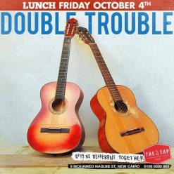 Friday Brunch ft. Double Trouble @ The Tap East