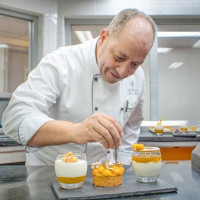 Meet the Man Behind This Year's Mango Festival Creations at Four Seasons Hotel Cairo at Nile Plaza