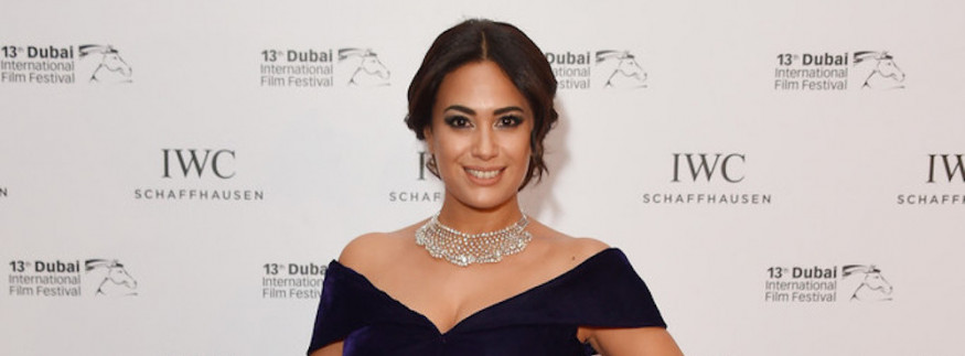 Hend Sabri Becomes First Arab Woman to Receive Starlight Cinema Award at Venice Film Festival 