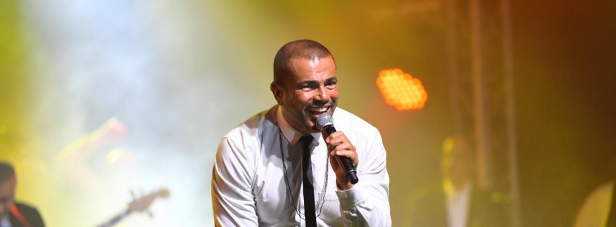 Golf Porto Cairo Celebrated Its Launch with a Massive Amr Diab Gig