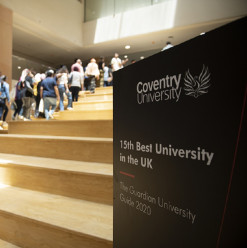 Coventry University at the Knowledge Hub Is Now Ready for Its First Academic Year in Egypt