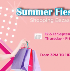 Summer Fiesta Shopping Bazaar @ Maxim Mall