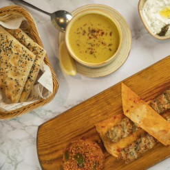Bosporus: Dining like Sultans at Mall of Egypt