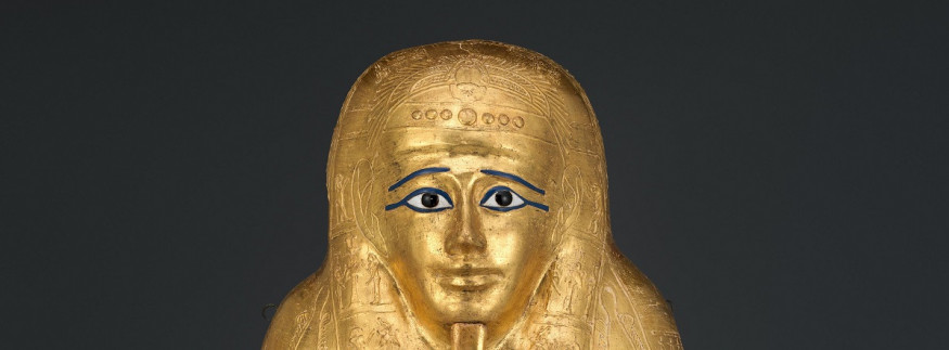 New York's Metropolitan Museum Returns Nedjemankh's Gilded Coffin to Egypt