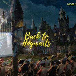 'Back to Hogwarts' Night at Yellow Umbrella