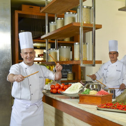 We Know You Love Pizza, But Have You Tried Chef Romagnoli's at Pane Vino?