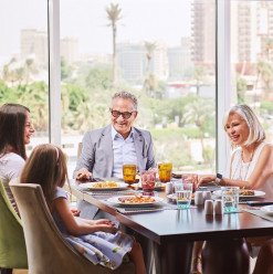 Rawi's Themed Buffet Will Keep Your Stomach Entertained All Week Long at Sheraton Cairo Hotel & Casino 