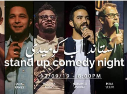 Stand-Up Comedy Show at Makan
