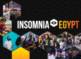 Insomnia Egypt Gaming Festival at Egypt International Exhibition Centre ‎