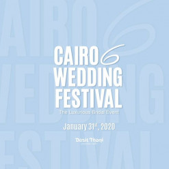 Cairo Wedding Festival – Season 6 @ Dusit Thani LakeView Cairo