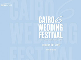 Cairo Wedding Festival - Season 6 @ Dusit Thani LakeView Cairo