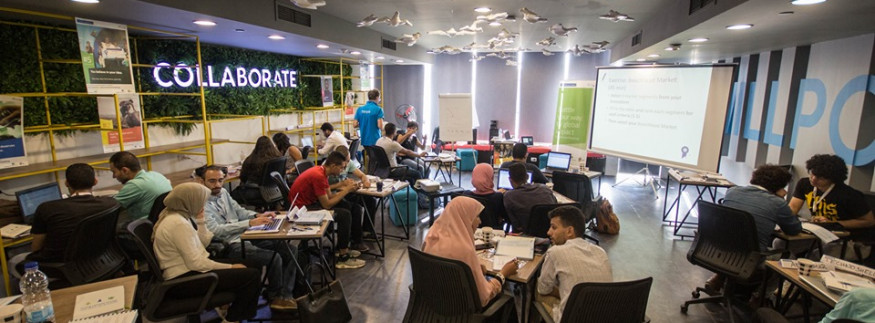 Egyptian Startups Qualify to Climate Launchpad Grand Final in ‎Amsterdam
