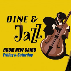 Dine & Jazz @ ROOM Art Space New Cairo