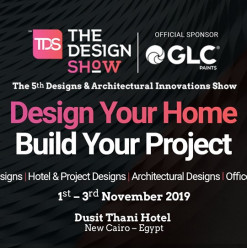 The Design Show Round 5 @ Dusit Thani LakeView Cairo