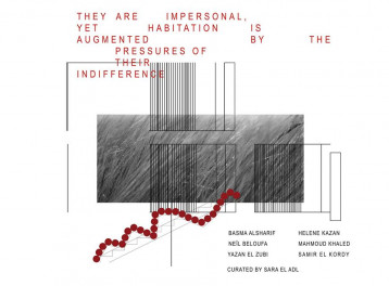 They Are Impersonal, Yet Habitation Is ft. Group Exhibition @ Gypsum Gallery