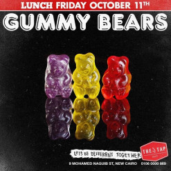 Friday Brunch ft. Gummy Bears @ The Tap East