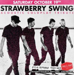 Cold Play Tribute ft. Strawberry Swing @ The Tap East