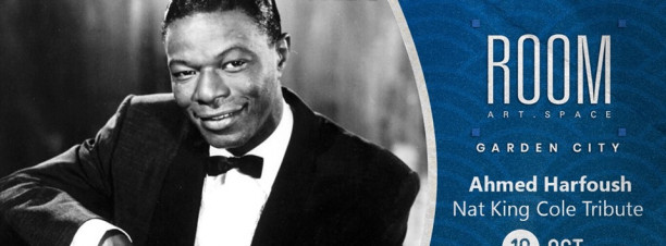 Nat King Cole Tribute ft. Harfoush Jazz Band @ Room Art Space Garden City
