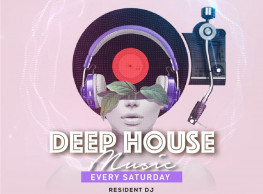 Deep House Music @ Stage One Bar & Lounge