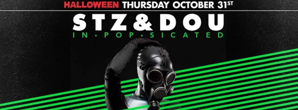 Halloween Night: In-Pop-Sicated ft. STZ / DOU @ The Tap Maadi