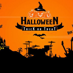 Halloween Night ft. Karaoke & Live Performance @ Art Mania Music Center