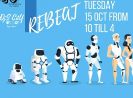 Rebeat ft. DJs Buca / Rozaro / Shams Raafat / M. Amgad / Koki Birthday Bash @ 24K Lounge