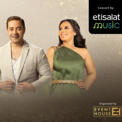 Medhat Saleh & Marwa Nagy Concert @ The Marquee – Cairo Festival City