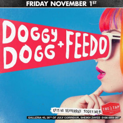 DJs Feedo / Doggy Dogg @ The Tap West