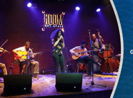 The Gypsy Jazz Project @ ROOM Art Space Garden City