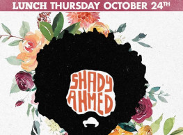 Thursday Lunch ft. Shady Ahmed @ The Tap East