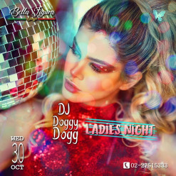 Ladies Night ft. DJ Doggy Dogg @ Bella Figura Lounge