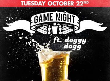 Game Night ft. to DJ Doggy Dogg @ The Tap West