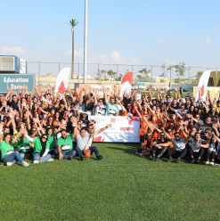 Orange Teams Up with Red Rock International for a Second Successful Round of Corporate Race 2019