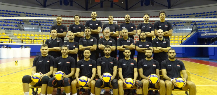 Watch: Egypt's Volleyball Team Begins its World Cup Journey