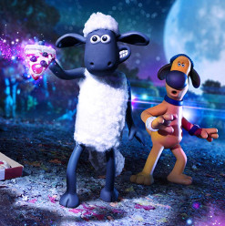 فيلم Shaun the Sheep Movie: Farmageddon: فيلم ET بس كارتون