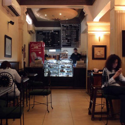 Café Greco: The Perfect Roast in Maadi's Busiest Street