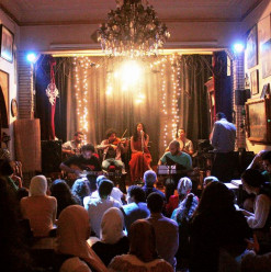 Cairo Weekend Guide: The Sinatras, The Gypsy Jazz Project, Nouran Abou Taleb & More...