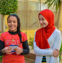 Get to Know More About Plan International Egypt's 'Girls in Leadership Positions' Programme  