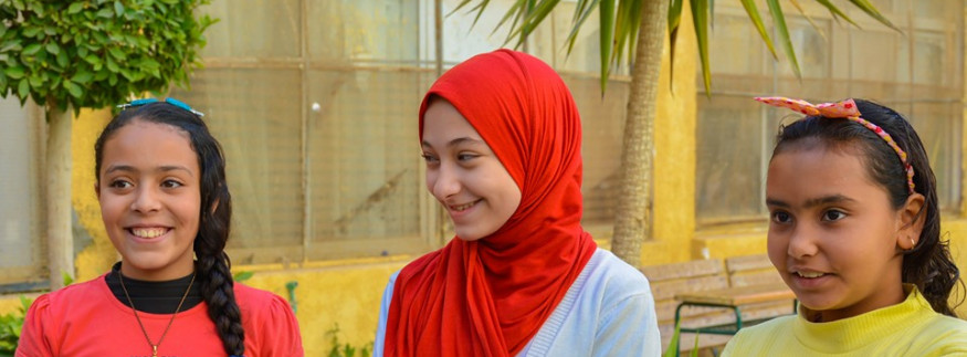 Get to Know More About Plan International Egypt's 'Girls in Leadership ‎Positions' Programme  ‎