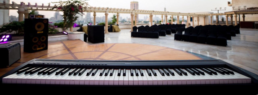 The Grand Nile Tower Arts & Culture Centre's Second Round Brings a Proper Dose of Music ‎