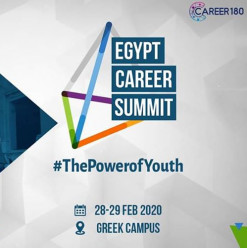 Egypt Career Summit 2020 @ The Greek Campus