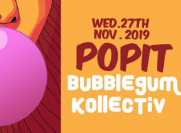 POPit! ft. Bubblegum Kollectiv @ Cairo Jazz Club