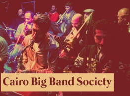 Sunday Selections ft. Cairo Big Band Society @ Cairo Jazz Club