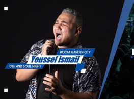 RnB & Soul Night ft. Youssef Ismail @ ROOM Art Space Garden City