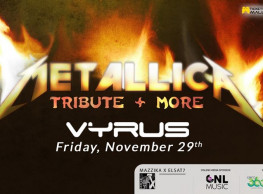 Metallica Tribute ft. VYRUS@ Darb 1718