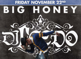 DJs Big Honey / Feedo @ The Tap West