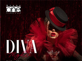 Diva's Night ft. Hamdoun Percussion / Belly Dancer / DJ Soly @ Stage One Bar & Lounge