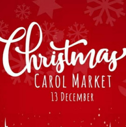 Christmas Carol Market @ MiDTown New Cairo
