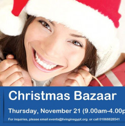 Christmas Bazaar @ Community Services Association